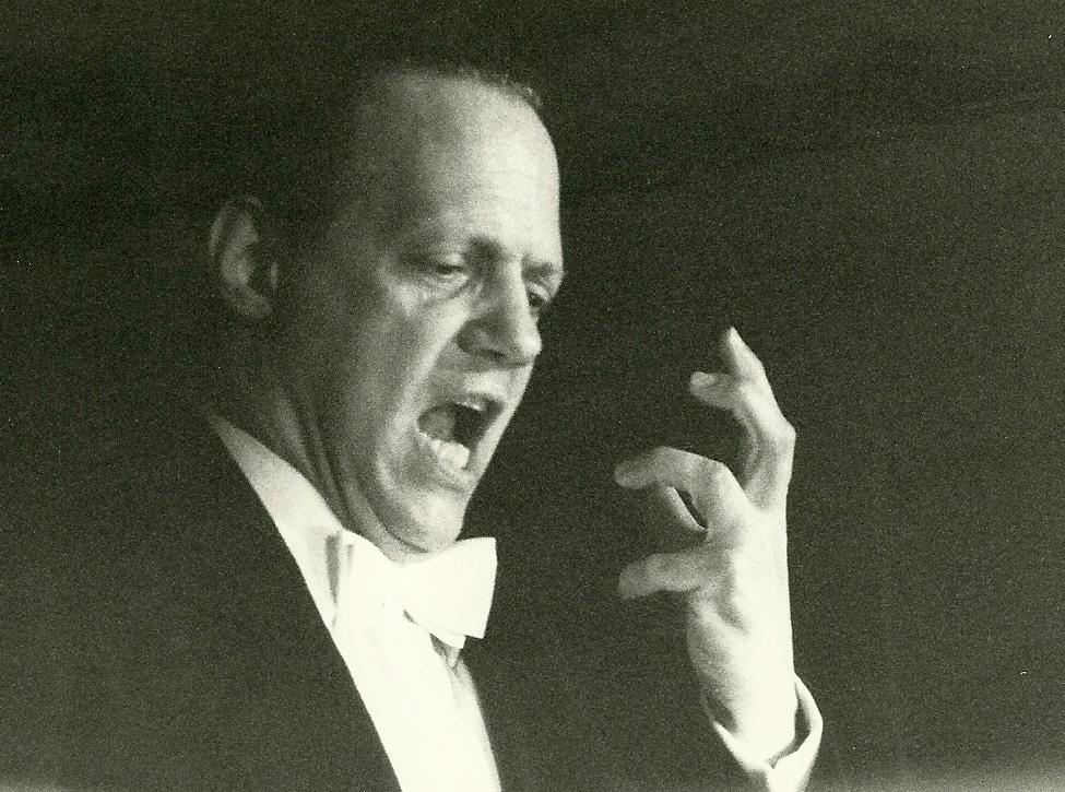 The great Tito del Bianco has died in Trieste
