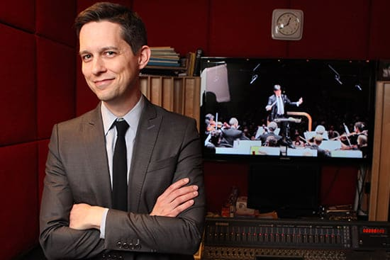 New York Phil loses a VP