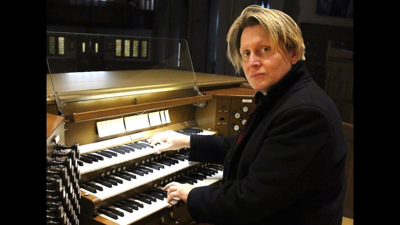 Organist buys church to practise in