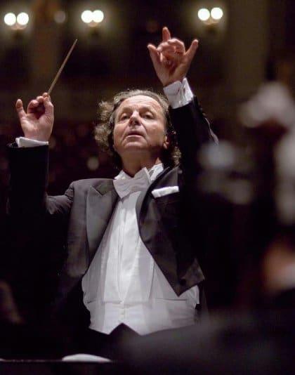 Death of a Munich conductor