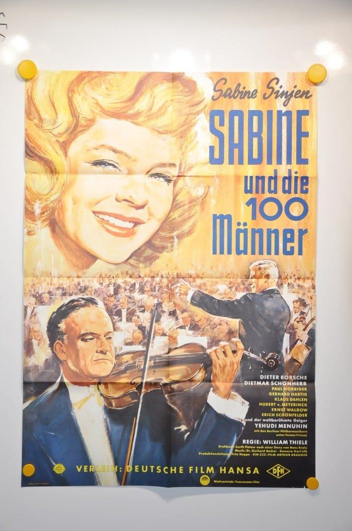 Unseen: Yehudi Menuhin stars in 1960 German film