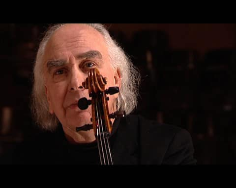 Covid death of an influential violist