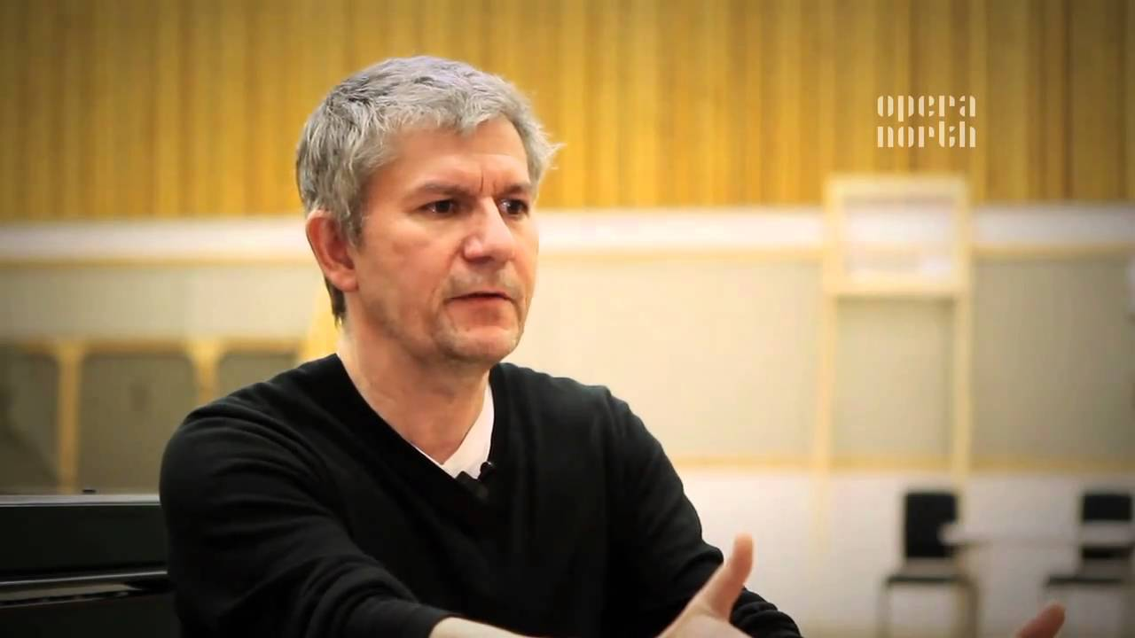 Maestro move: NY orchestra names German chief