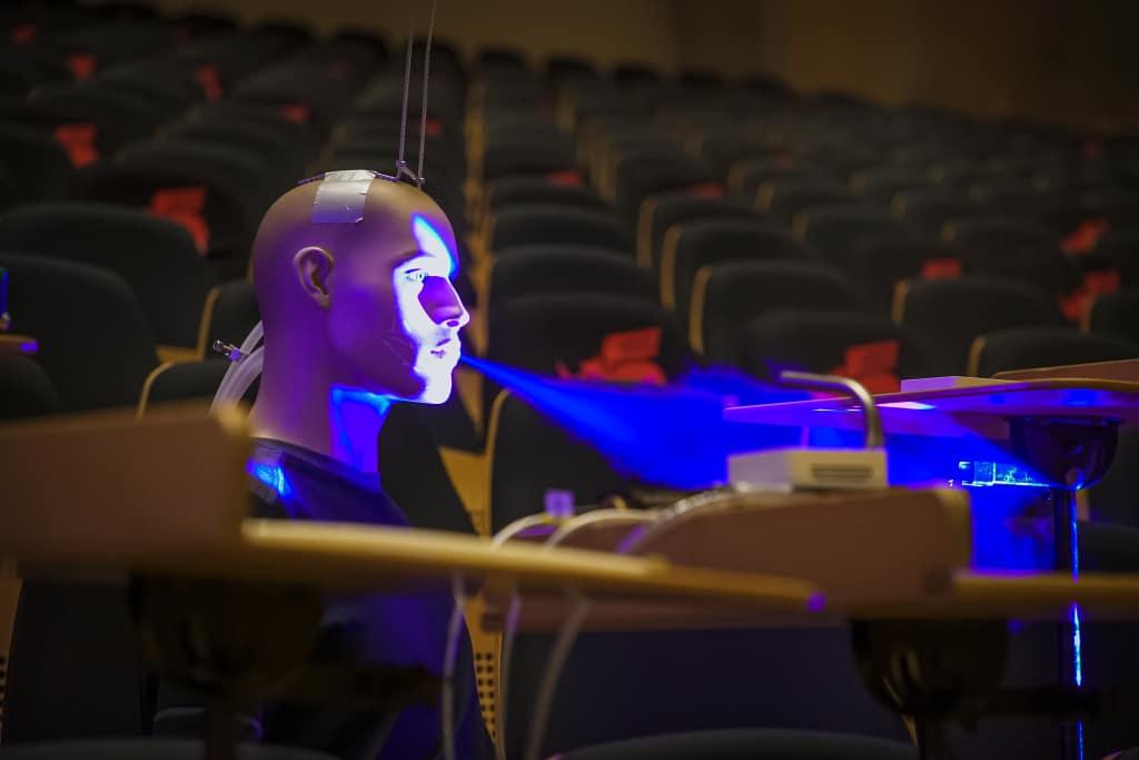German study: Concert halls are safe when half-full
