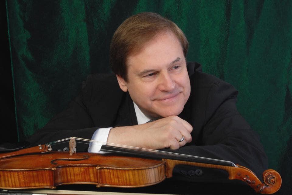 Death of US violinist, 77