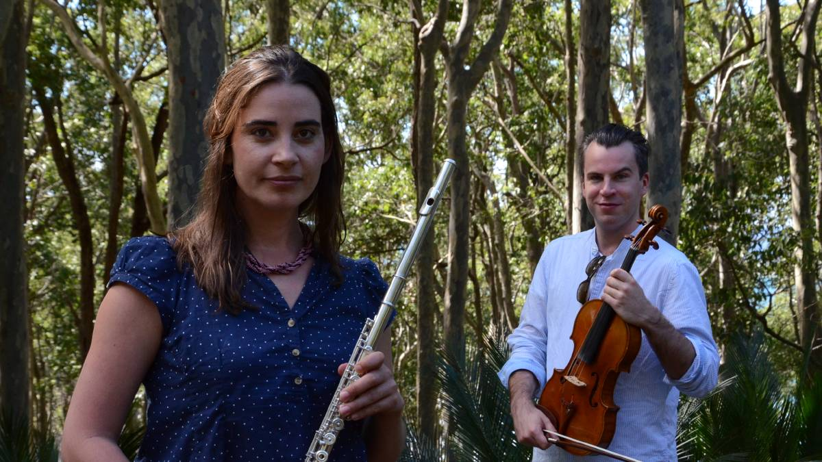 German soloist takes Covid refuge in Australia