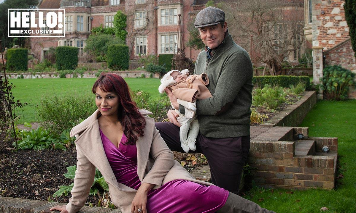 Glyndebourne baby debuts in Hello! magazine