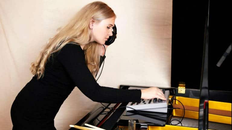 Berlin has a fast-rising film composer