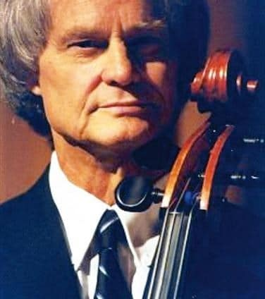 Death of Grammy-winning cellist, 79