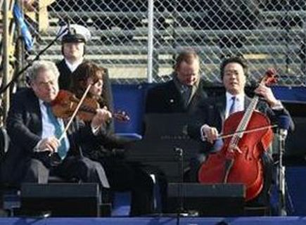 Latest: No classical artists booked for Biden inauguration