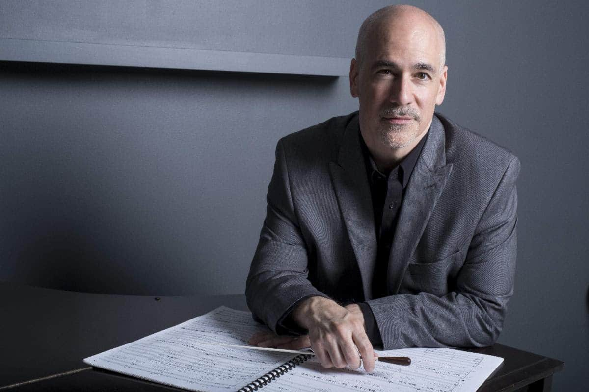 US composer gets in on the inauguration