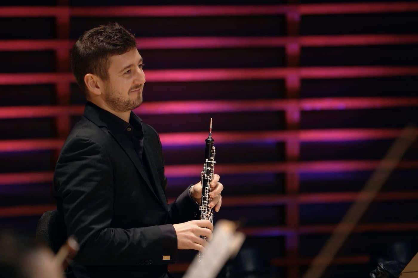 Huge debut for Philly's French oboe