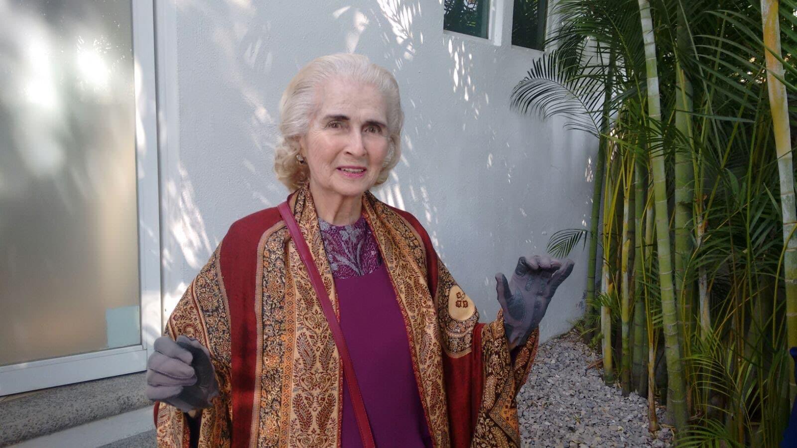 Celibidache soloist dies, at 97