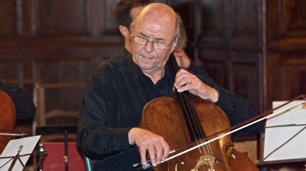 Paris mourns principal cello