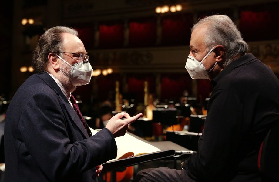 Zubin Mehta latest: La Scala masks its maestros