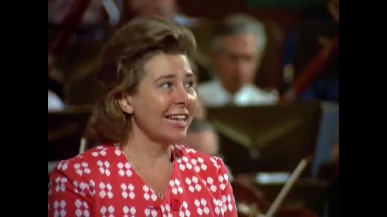 New online: Alto tells Leonard Bernstein he's got it wrong in Mahler