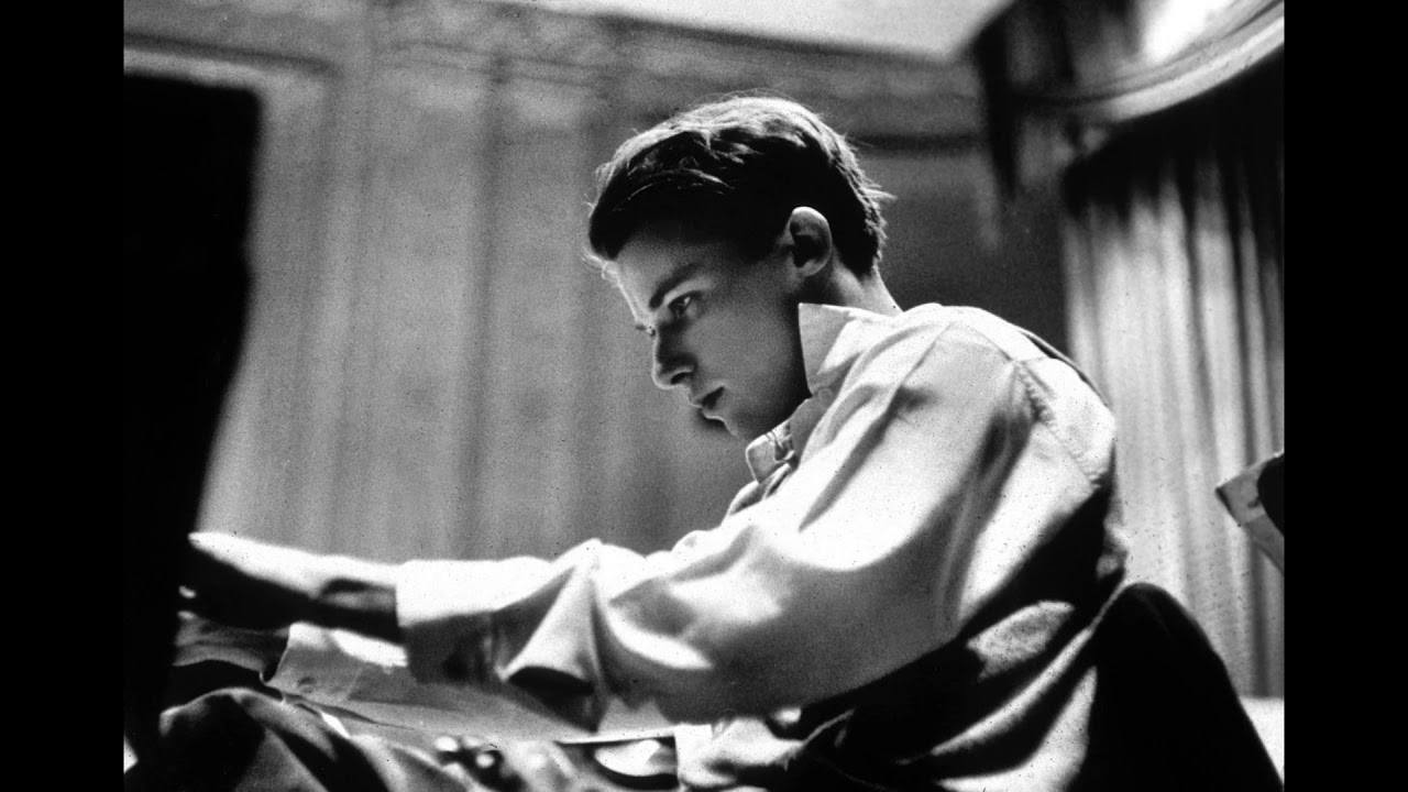 Unheard early Gould: He plays Beethoven without humming