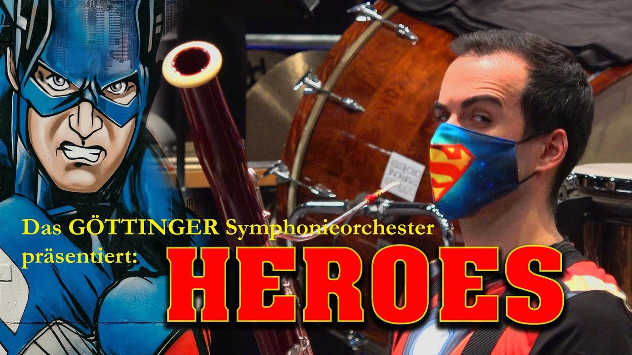 German orchestra releases Covid heroes symphony