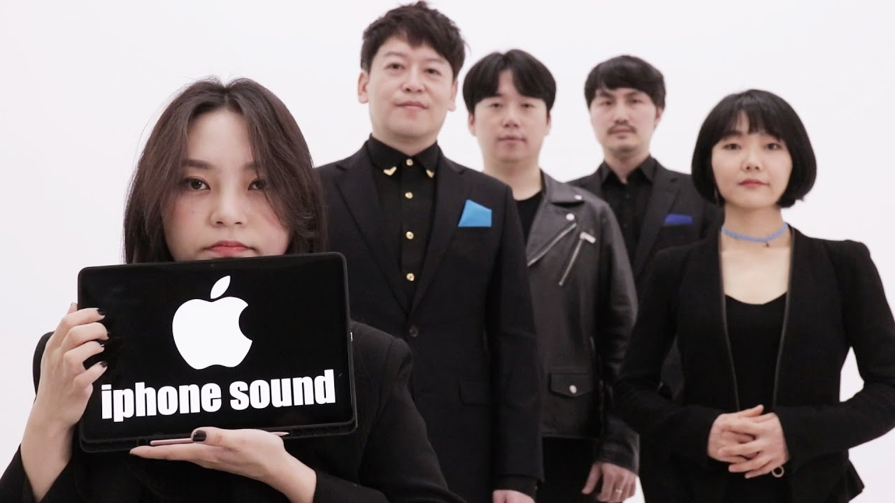Going viral: All your iphone tunes sung a capella
