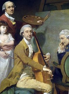 The cellist in Haydn's concerto was a London Jew