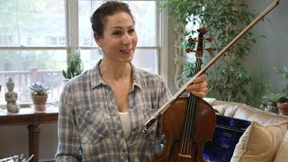 Meet Viola Mum: She plays in the New York Phil