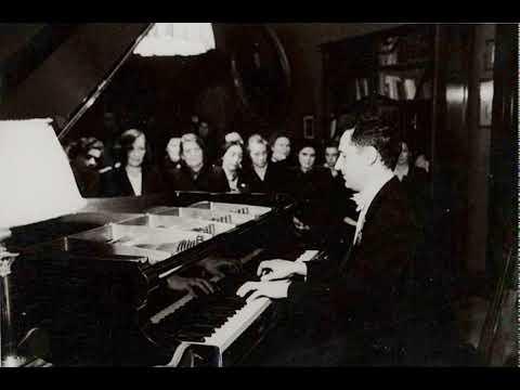 What Scriabin's piano sounds like