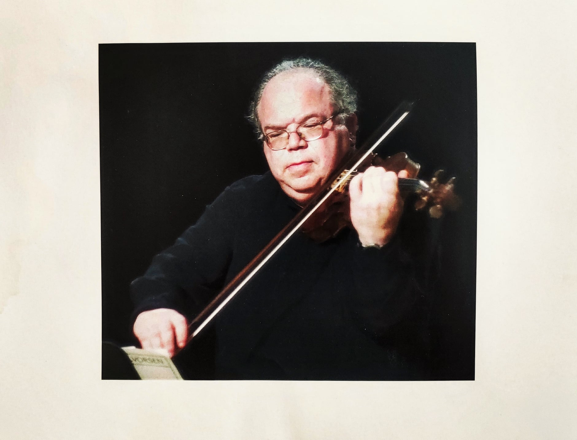Death of an enterprising US concertmaster, 74