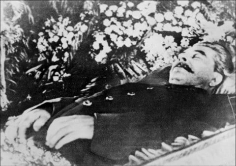 Glenn Gould on the day that Stalin died