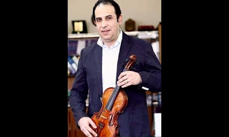 Egypt loses a leading violinist