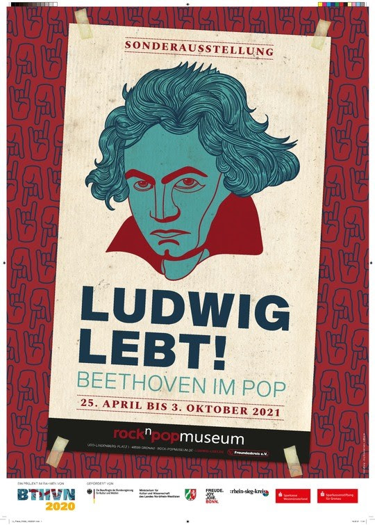Strictly for Germans: Pop goes Beethoven!