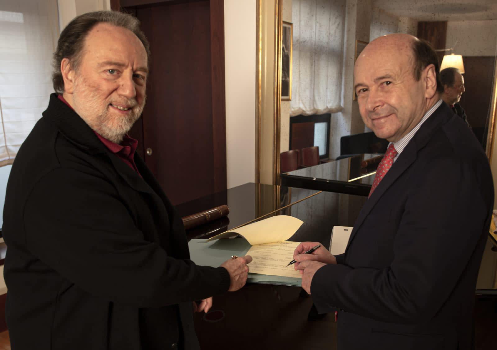 Just in: La Scala renews Chailly