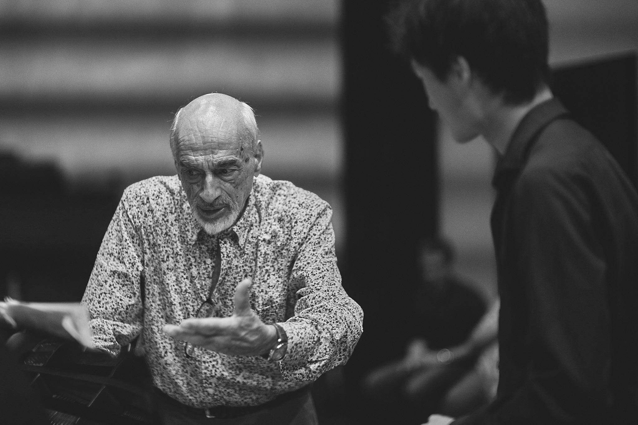 Kirill Gerstein: What I learned from Bashkirov