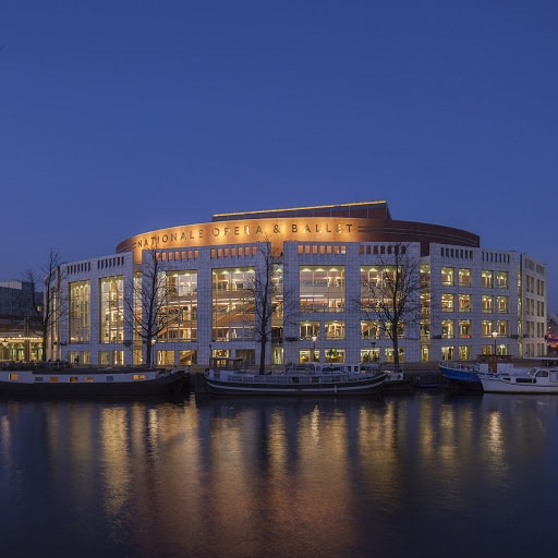 Just in: Dutch national opera terminates its season
