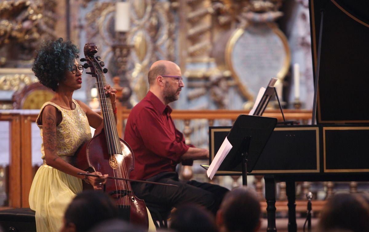 Death of much-recorded harpsichordist