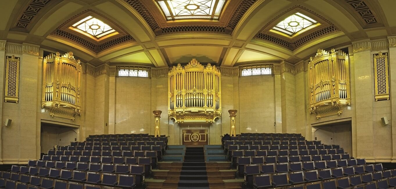 Have an organ recital with Masons in your home