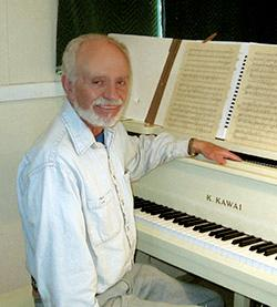 Death of an American composer, 89