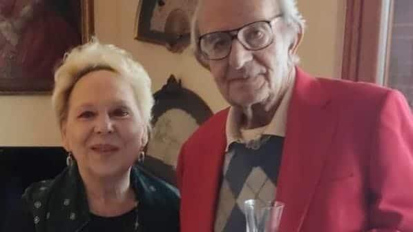 Renata Scotto mourns her husband