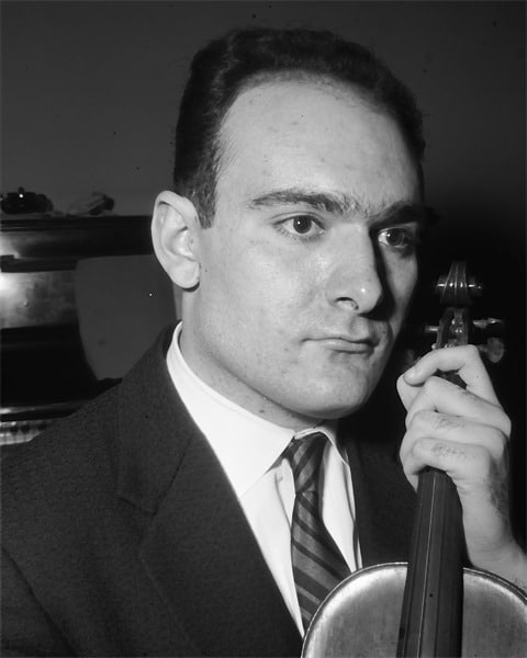 Toronto mourns concertmaster