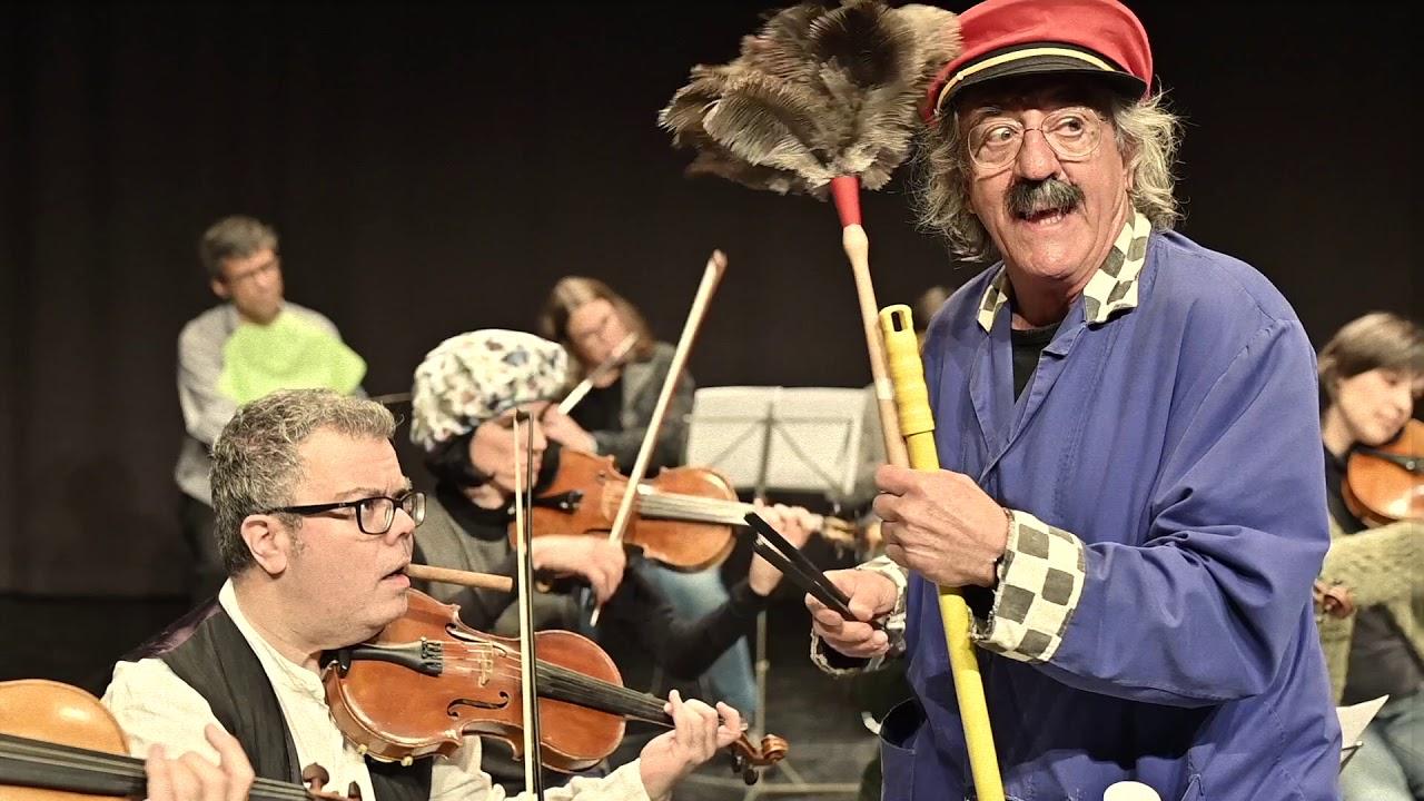 Disturbing imagery in new Mahler video