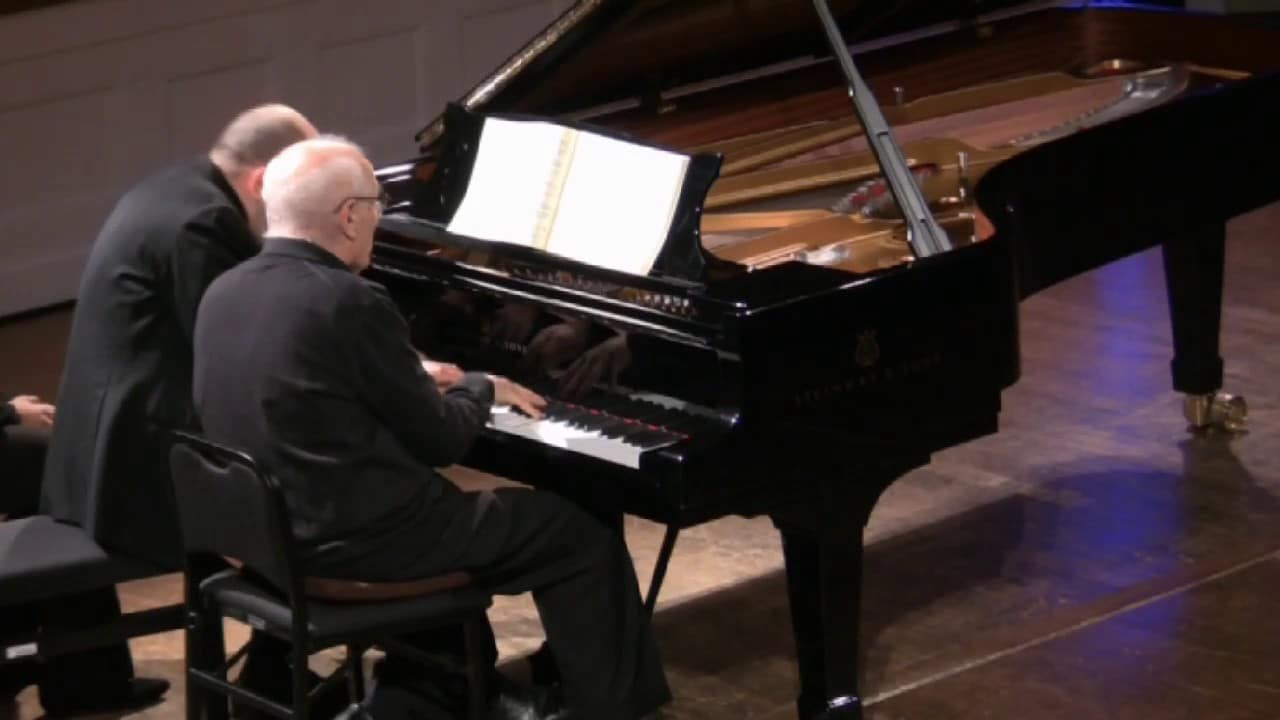 Soloist hauls teacher out of 40-year retirement