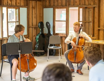 Detroit pitches in for Interlochen return