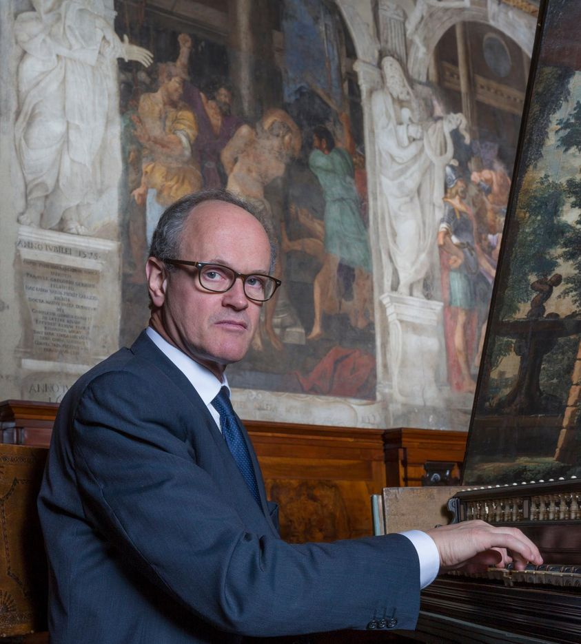 Italy mourns sudden death of top organist, 68
