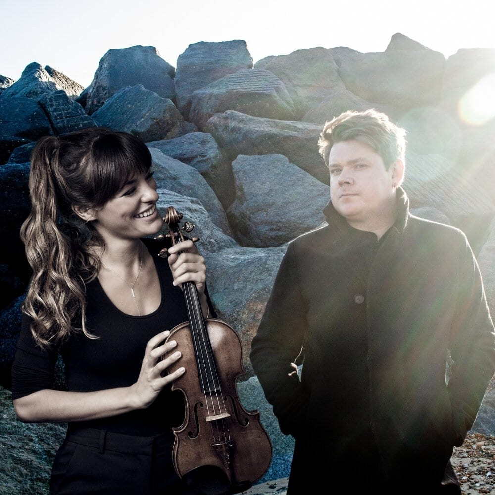 World's newest violin concerto is yours to view