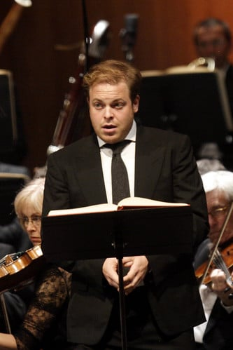 Berlin Phil find another English tenor