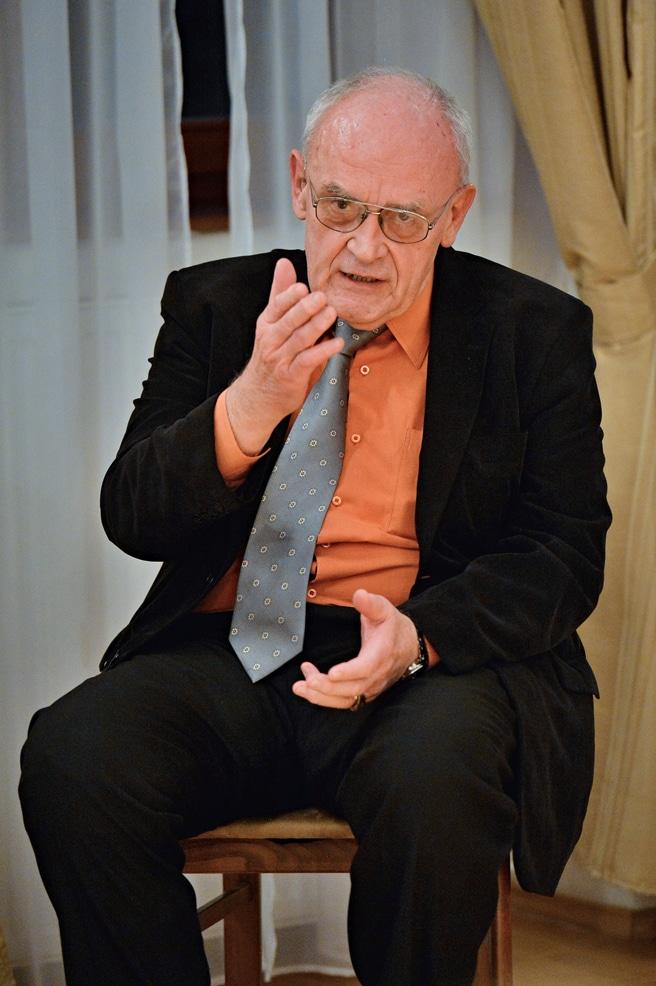 Slovak composer, 80