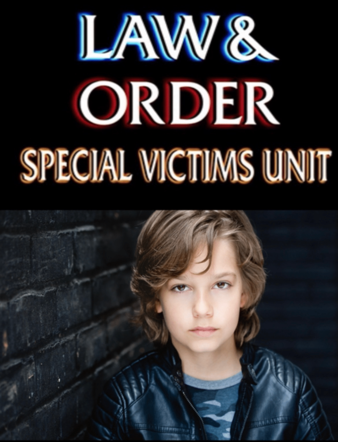 A maestro's grandson stars in Law and Order