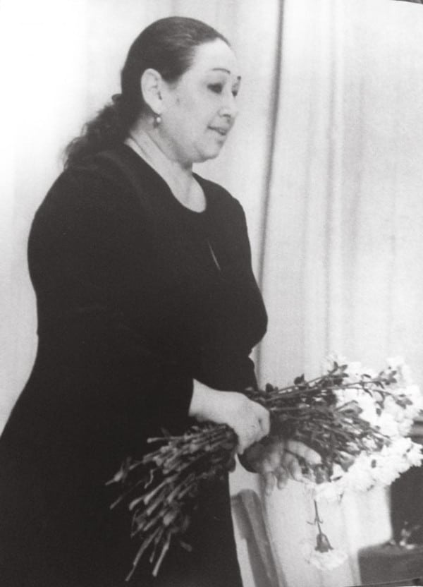 Bolshoi mourns emigrant pianist