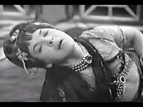 Celebrated Salome dies, 99