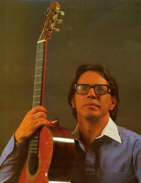 Guitar maestro, RIP