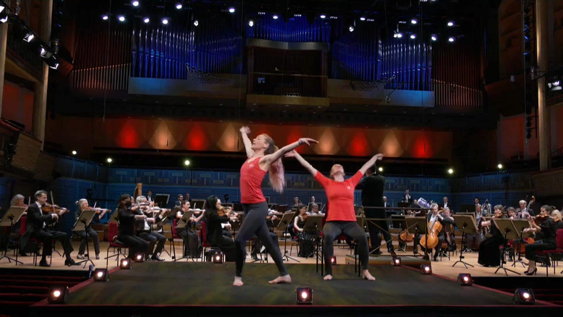 Philharmonic offers live workouts